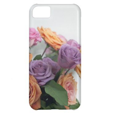 Professional Business Floral Sweetness iPhone 5C Case