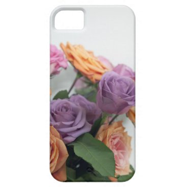 Professional Business Floral Sweetness iPhone SE/5/5s Case