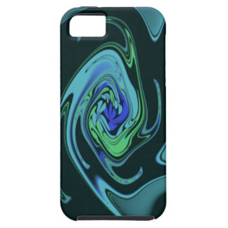Floral Swirl iPhone SE/5/5s Case