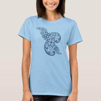 Floral Swirls T-Shirt