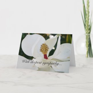 Floral Sympathy Greeting Cards Bulk discount