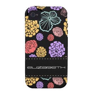 Floral Symphony iPhone 4 Case Mate