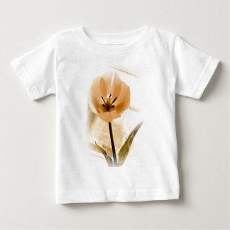 Floral Tee Shirt Baby Girl
