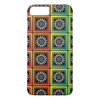 Floral tessellation iPhone 8 plus/7 plus case