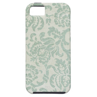Floral textile pattern iPhone SE/5/5s case