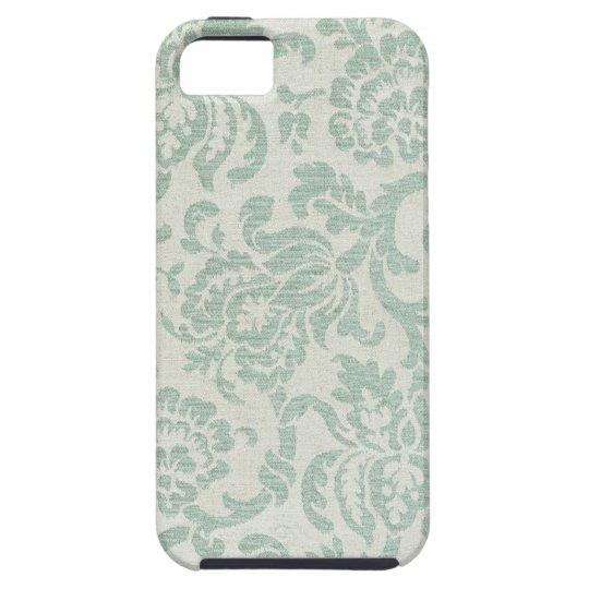 Floral textile pattern iPhone SE/5/5s case