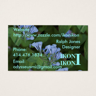Floral ThemeBusiness Card