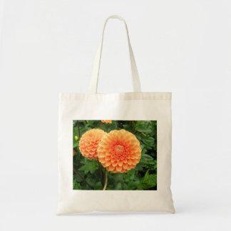 floral tote canvas bag