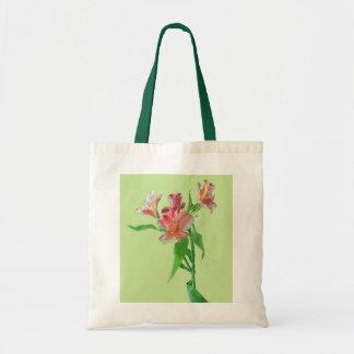 Floral Tote Bag Budget Tote Bag