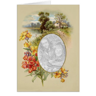 Floral Touch 11 Greeting Card