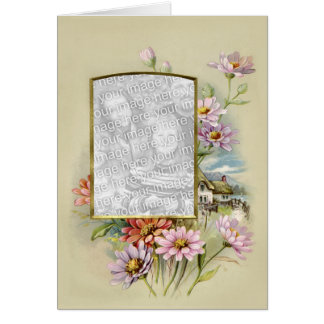 Floral Touch 12 Card
