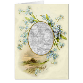 Floral Touch 2 Greeting Card