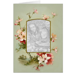 Floral Touch 3 Greeting Card