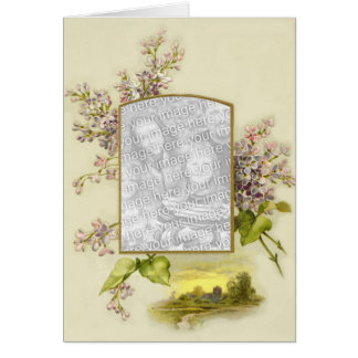 Floral Touch 8 Greeting Card