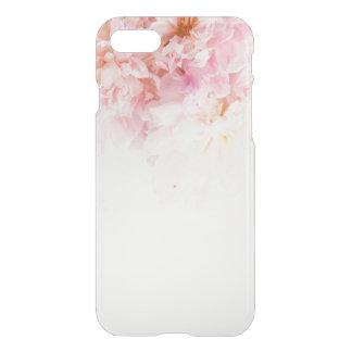 Floral transparent iPhone 7 Clear Case