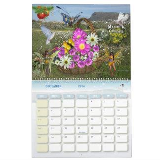 Floral Treasures Calendar