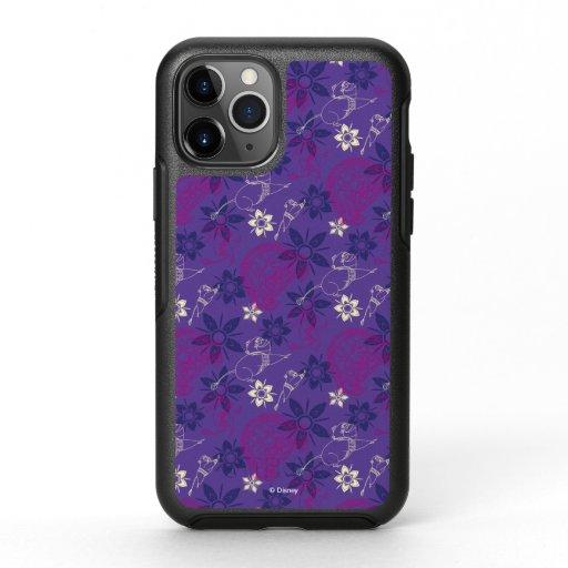 Floral Tuk Tuk & Ongi Pattern OtterBox Symmetry iPhone 11 Pro Case
