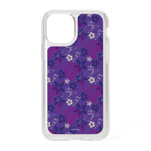 Floral Tuk Tuk & Ongi Pattern Speck iPhone 11 Pro Case