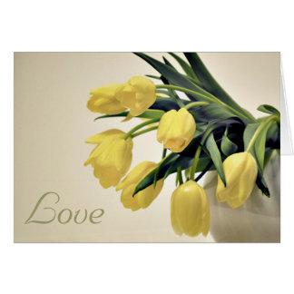 Floral - Tulip Card