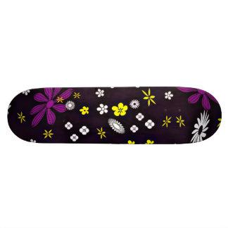 floral twist 416A (I) Skateboard Deck