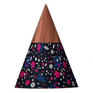 floral twist 416C(I) Party Hat