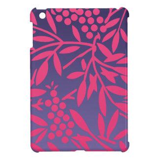 Floral Ultraviolet iPad Mini Case