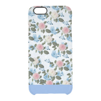 floral uncommon clearly™ deflector iPhone 6 case