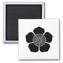 Floral Vibe Magnet