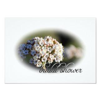 Floral Vignette Bridal Shower Invitation