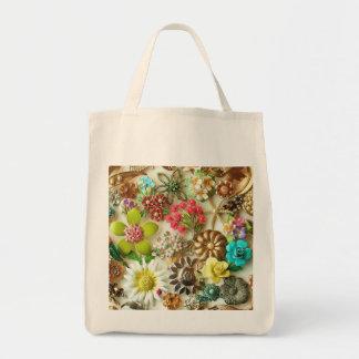 Floral Vintage Bag