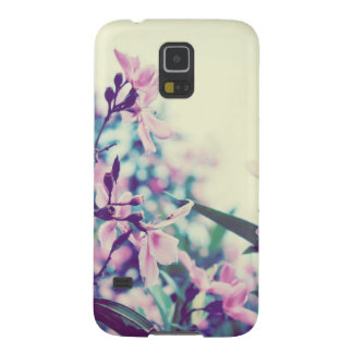 Floral Vintage Photography Galaxy S5 Case