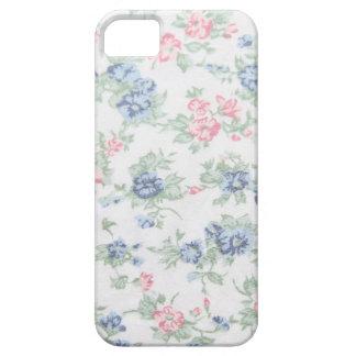 Floral vintage print iPhone 5 case