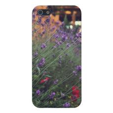 Floral Vintage Purple iPhone 5/5S case