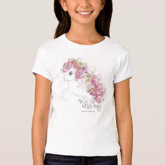 Floral Watercolor Design T-Shirt