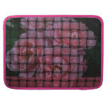 Floral-weave print elegant bold and stylish sleeves for MacBook pro
