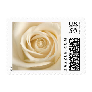 Floral Wedding Invitation Stamp