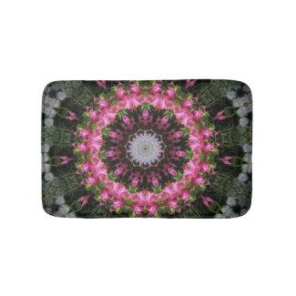 Floral Wisp - Bath Mat