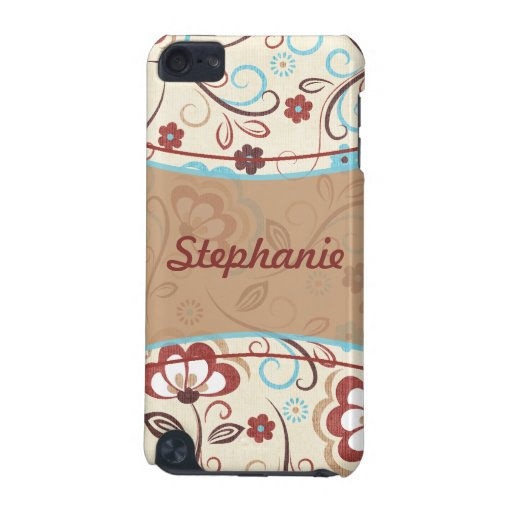 Floral Wonders IPod Touch Speck Case iPod Touch 5G Cover