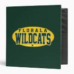 Florala High School; Wildcats 3 Ring Binder