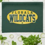 Florala High School; Wildcats Kitchen Towels