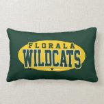 Florala High School; Wildcats Pillows