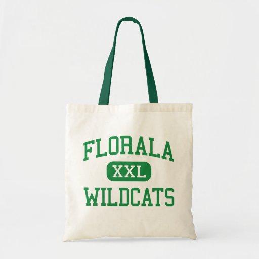 Florala - Wildcats - High School - Florala Alabama Bags