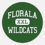 Florala - Wildcats - High School - Florala Alabama Stickers