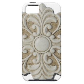 FloralDecorativeMedallion061615.png iPhone SE/5/5s Case