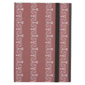 florale ornamentations your backgr. iPad air case