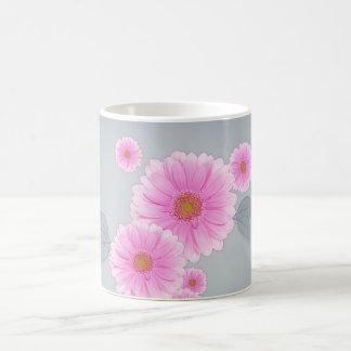 Floralie Classic White Coffee Mug