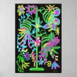Floralight Print