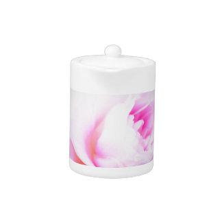 Florall Blush Teapot
