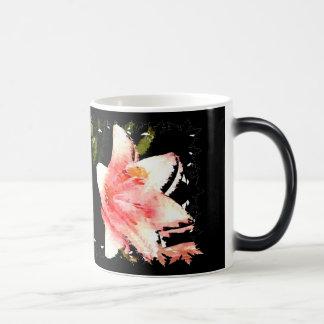 Florals 008 magic mug
