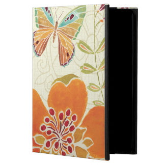 Florals and Butterflies iPad Air Cover
